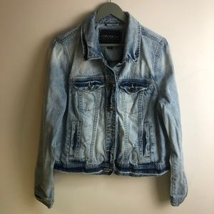 Forever 21 Plus Jean Jacket